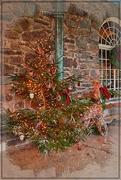 15th Jan 2021 - A Vintage Christmas Display at Skytop Lodge