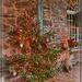 A Vintage Christmas Display at Skytop Lodge