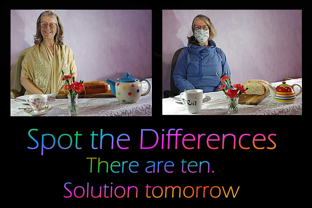 tea party spot the differences by 30pics4jackiesdiamond