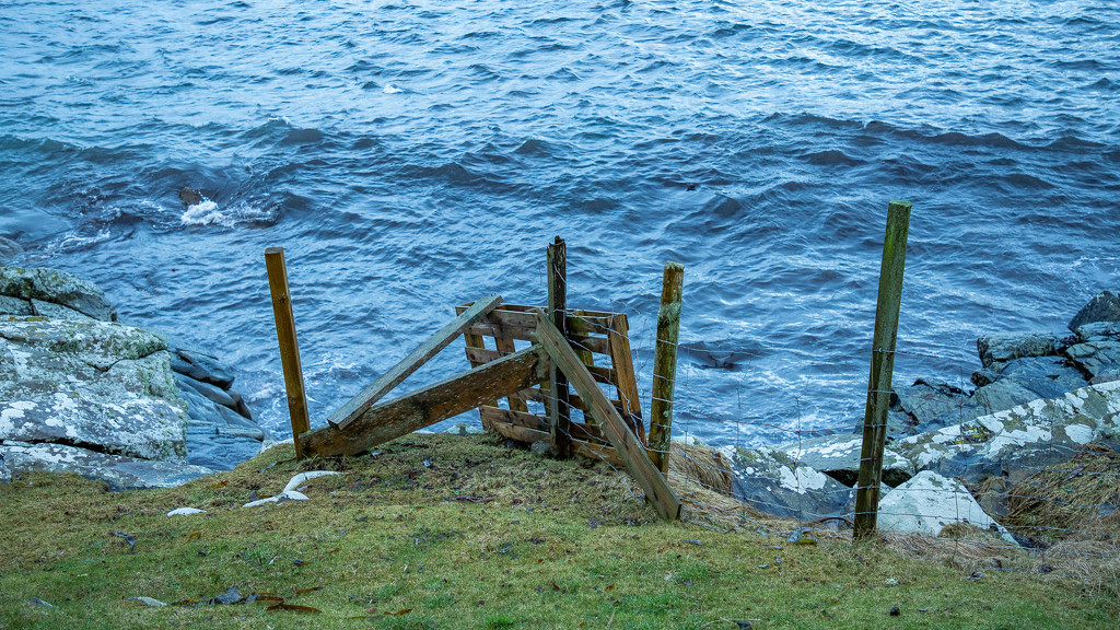 Sea Defences by lifeat60degrees