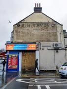 16th Jan 2021 - Ghost sign and seagull