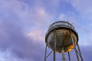 16th Jan 2021 - Water Tower