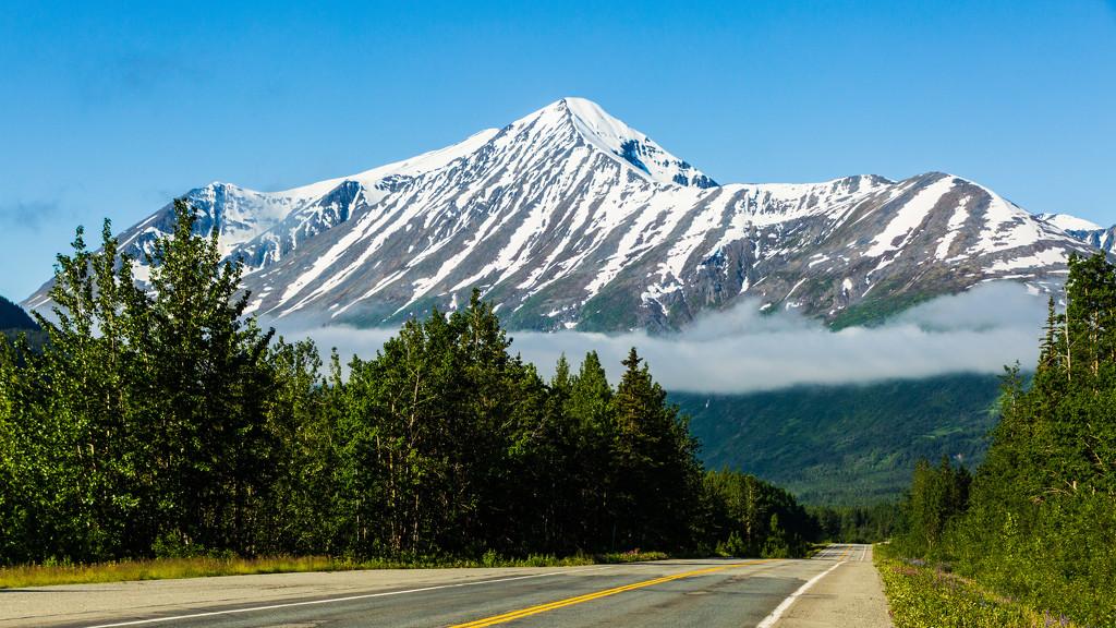Valdez Alaska Road by photograndma