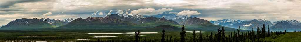 Alaska Pano by photograndma