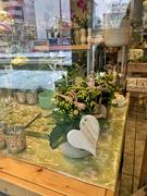 17th Jan 2021 - Heart in a shop.