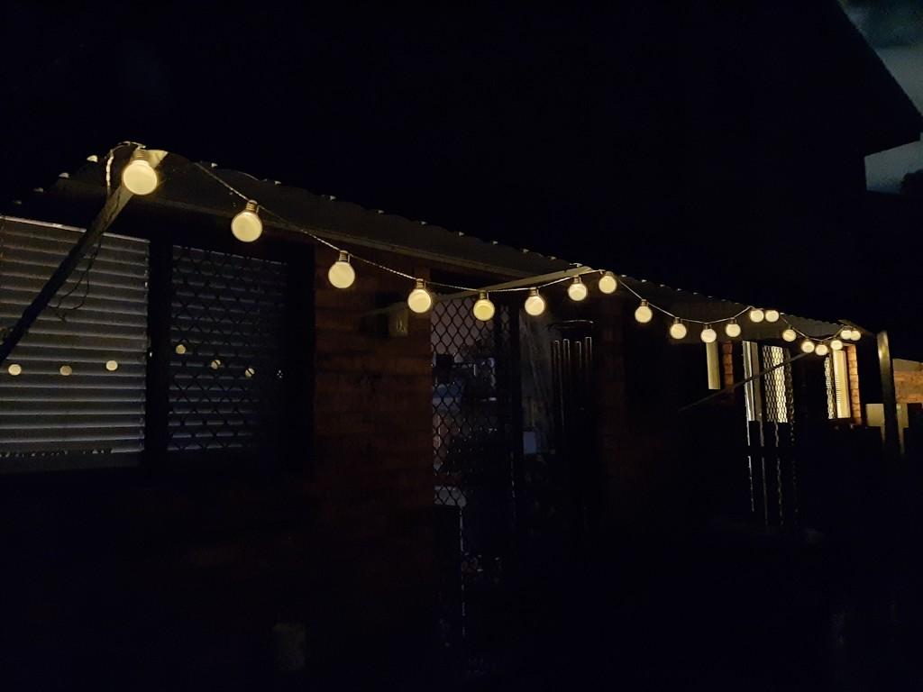 Night Lights  by mozette
