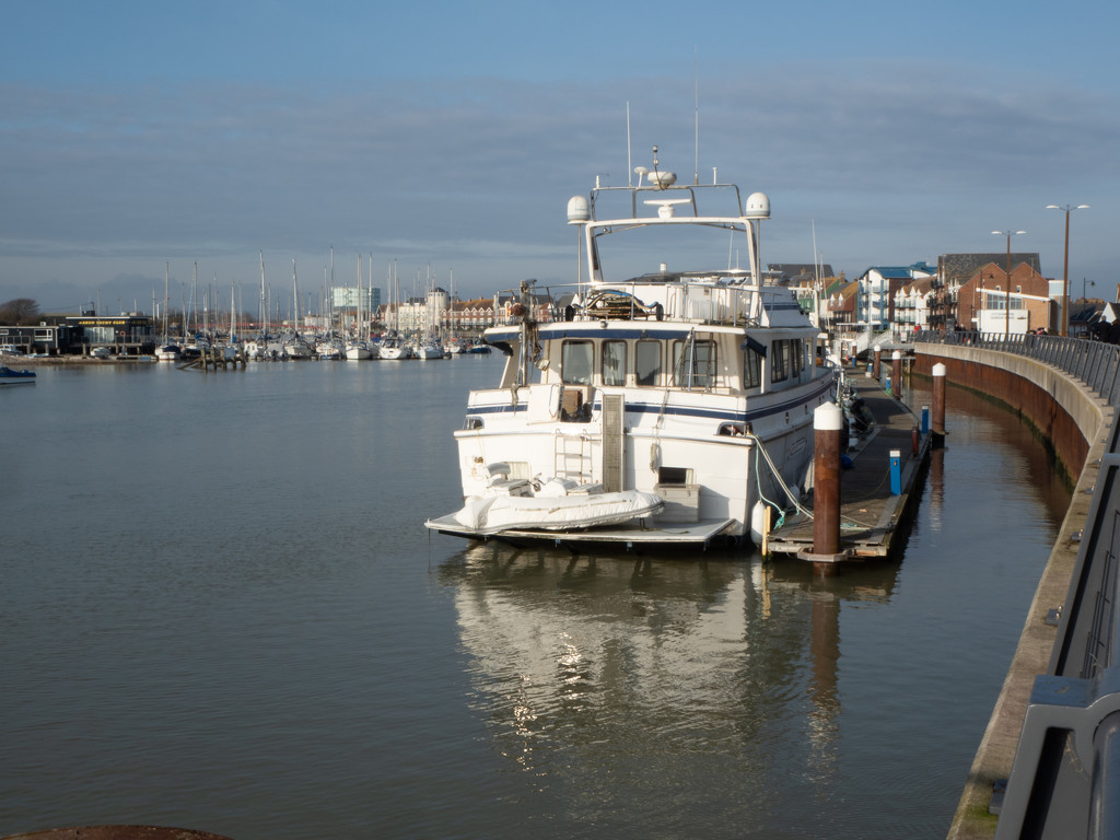 Littlehampton Harbour by josiegilbert