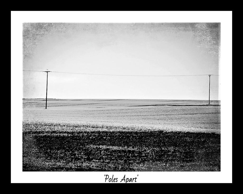 Poles Apart by ajisaac