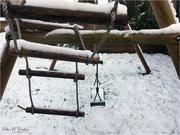 17th Jan 2021 - Frozen Snow