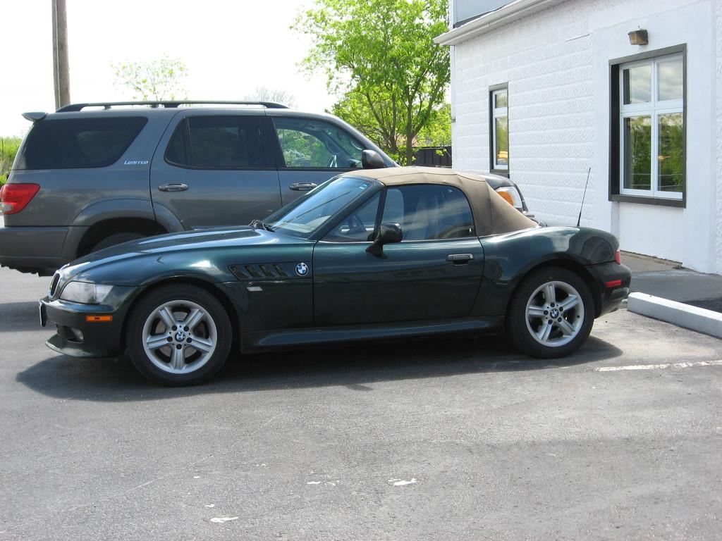 Cars #3: BMW  by spanishliz