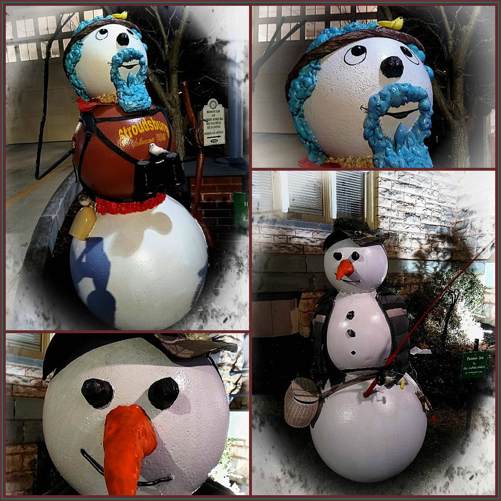 More Snowmen! by olivetreeann