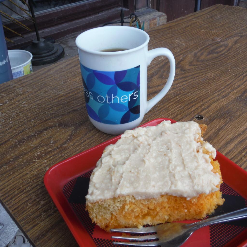 Coffee & Cake by spanishliz