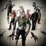 17th Jan 2021 - Zombie Mob