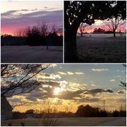 17th Jan 2021 - Deepening Sunset