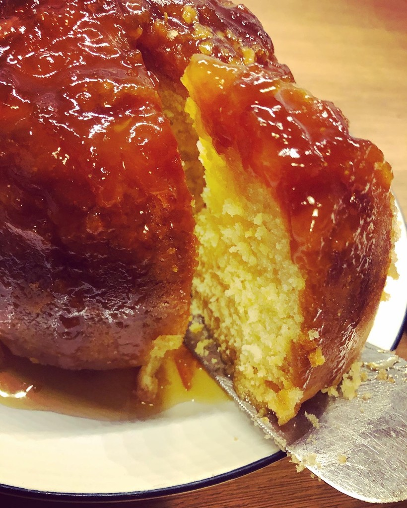 Steamed Pudding by cookingkaren