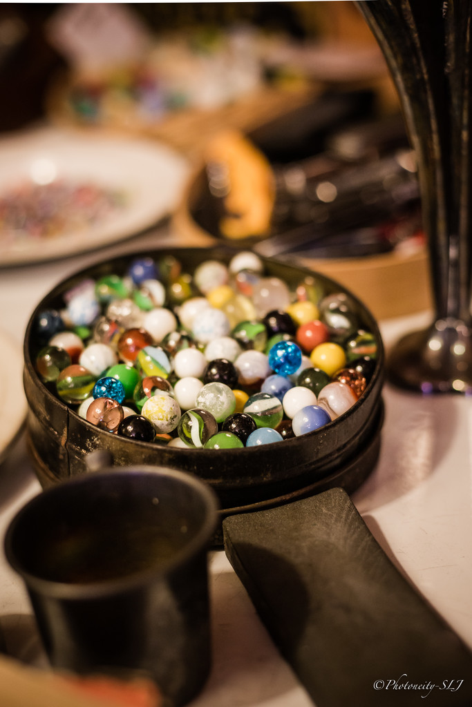 Marbles by shaunaleaj