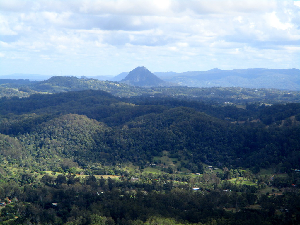 View from Mt Glorious by 777margo