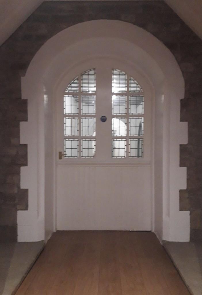 Old entrance  by jokristina