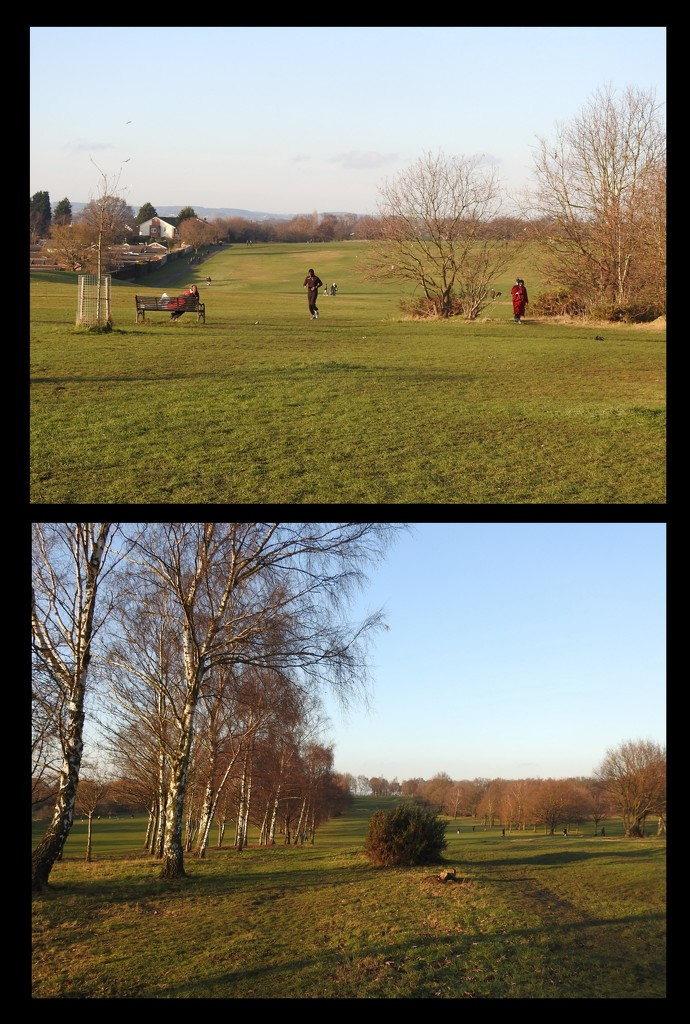 Bulwell Forrest Recreation Ground and golf course  by oldjosh