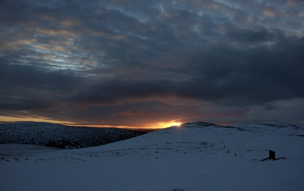 Morven Sunrise by jamibann