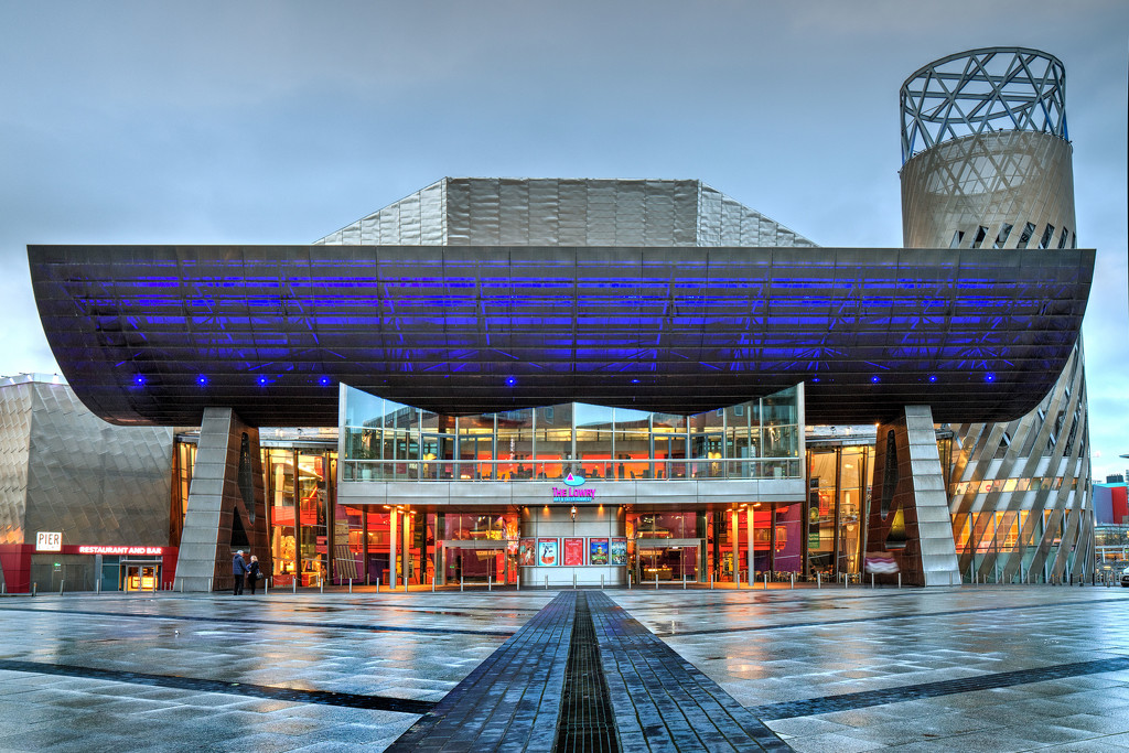 The Lowry. by gamelee