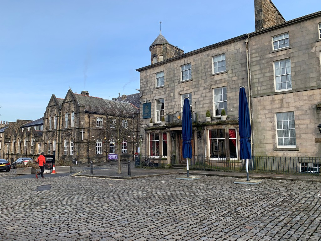 Old Lancaster...Dalton Square. by happypat