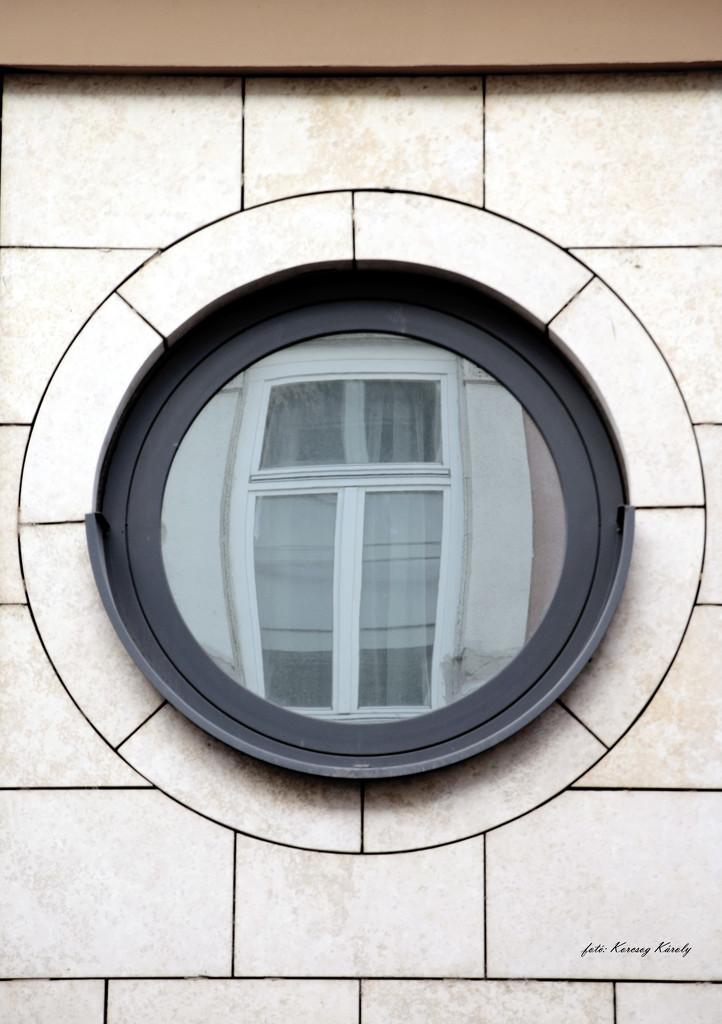 Window in the window! by kork