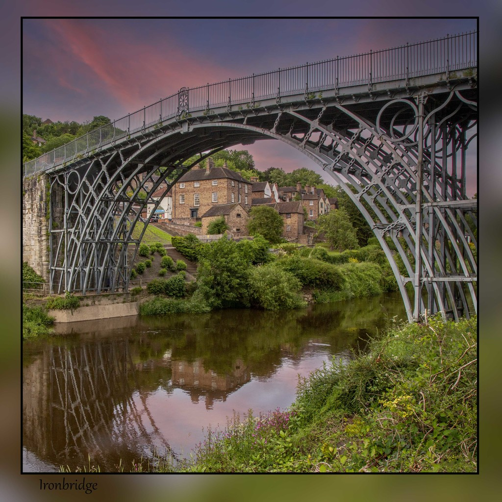 Ironbridge  by shepherdmanswife