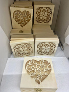 20th Jan 2021 - Hearts on boxes.