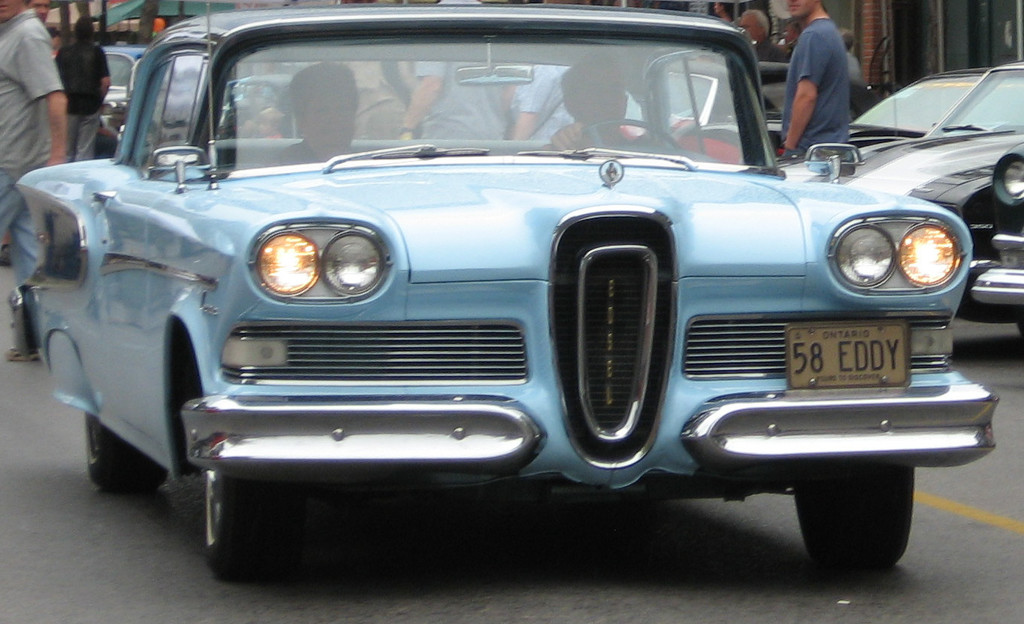 Cars #4: Edsel by spanishliz