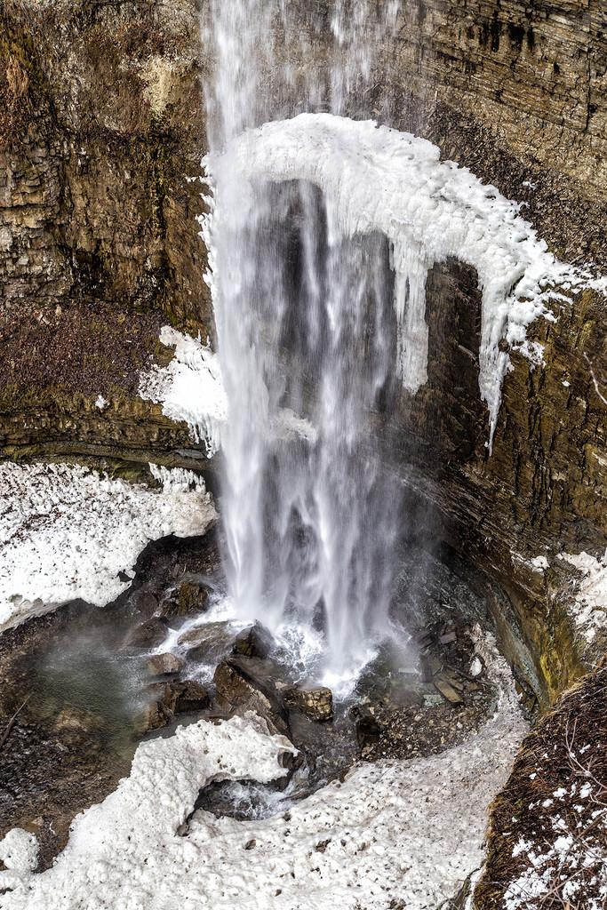 Tews Winter Waterfalls by pdulis