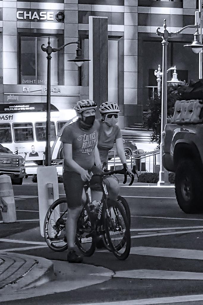 Urban Riders by jaybutterfield