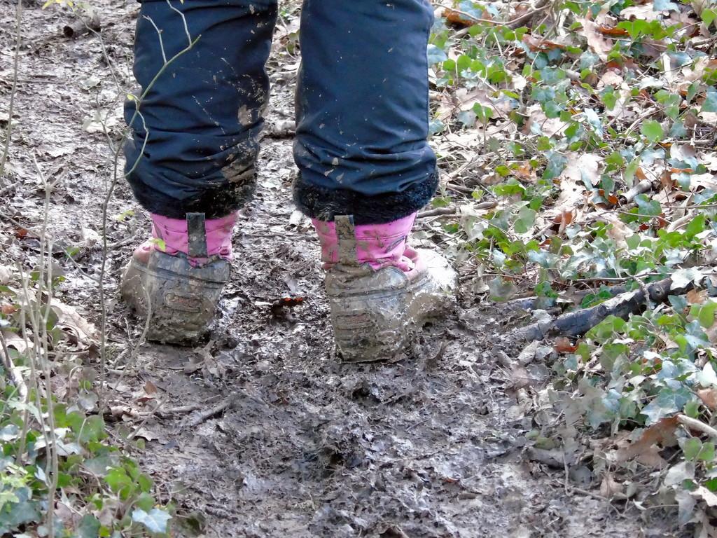 Muddy Boots by bulldog