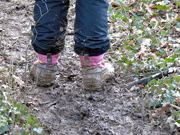 17th Jan 2021 - Muddy Boots