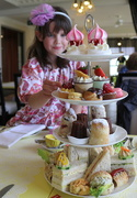 18th Jan 2021 - And it ended with high-tea a week later