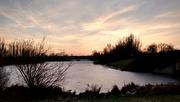 19th Jan 2021 - Lakeside Sunset