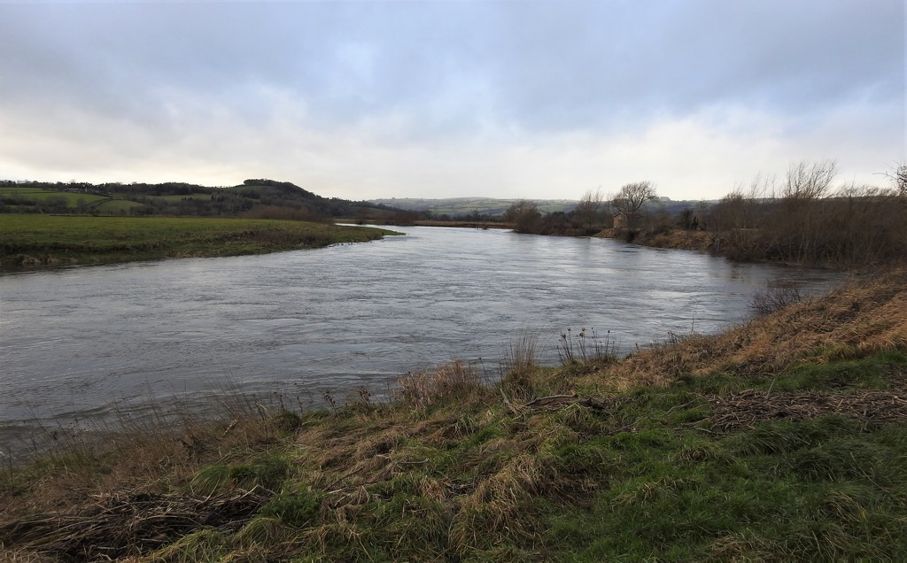 The River Wye This Morning by susiemc