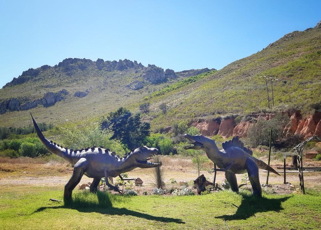 Dinosaur fun by salza