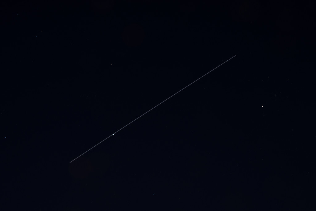 ISS by timerskine