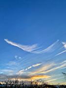 21st Jan 2021 - Clouds.