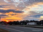 19th Jan 2021 - Interstate Horizon