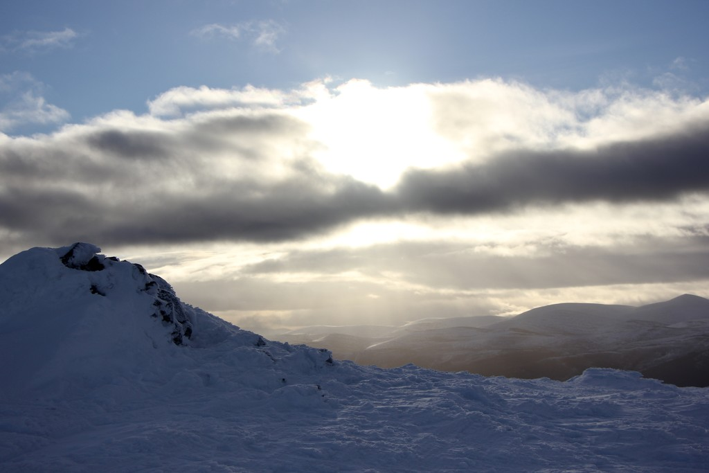 View from the top of Morven by jamibann