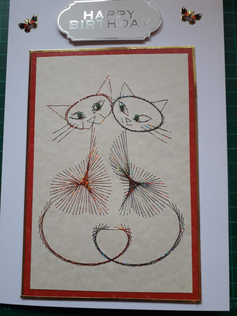 Another card by mave