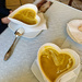 Hearts full of pumpkin soup.
