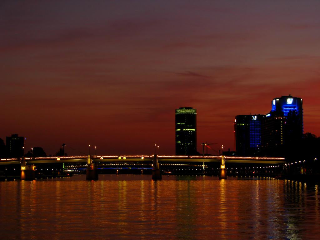 F - Frankfurt, Germany by ruimedeirossilva