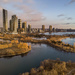 Humber Bay West Bird's Eye View