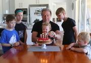 20th Jan 2021 - The boys turn for a birthday celebration.