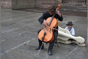 21st Jan 2021 - The French cellist and his son