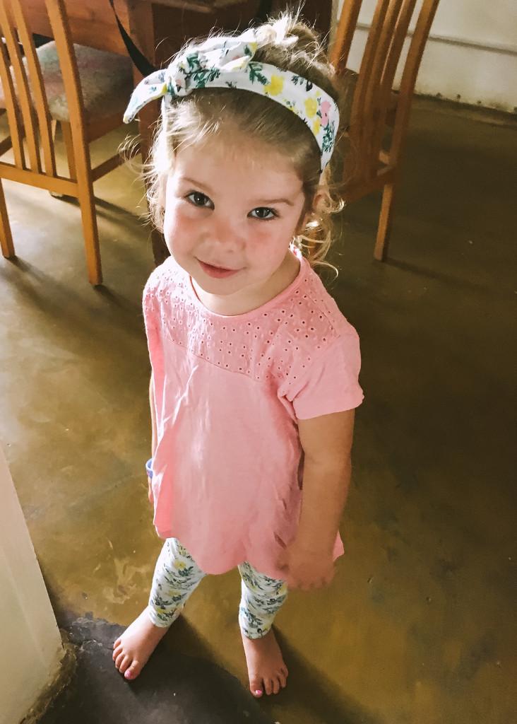 My little girl by zambianlass