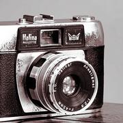 13th Jan 2021 - Dads old camera
